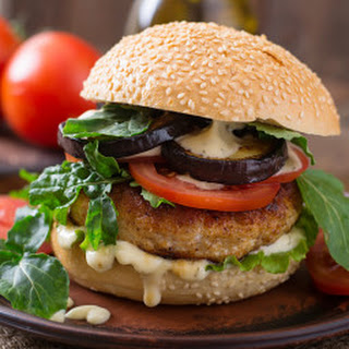 Basic Turkey Burger Plus.