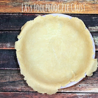 Easy Foolproof Pie Crust.