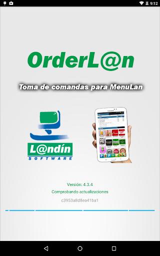 OrderLan Demo
