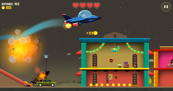 Aliens Drive Me Crazy MOD Apk 3.1.3 (Unlimited Coins) 7