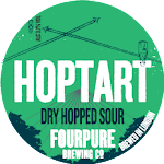 Logo of Fourpure Hoptart
