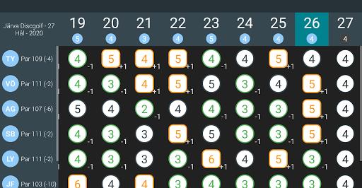 Code Triche DiscGolf apk mod screenshots 3