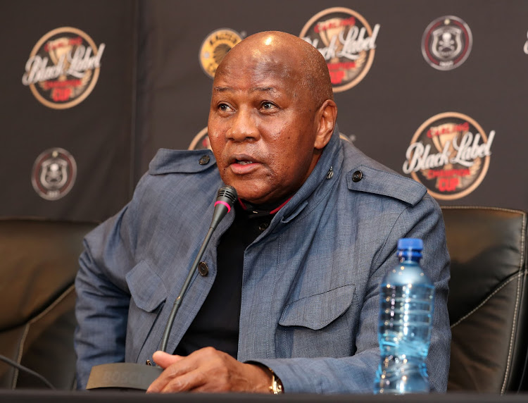 Kaizer Chiefs chairman and owner Kaizer Motaung is not happy at all following his club's disappointing season in which they have failed to win a trophy for the third year running.