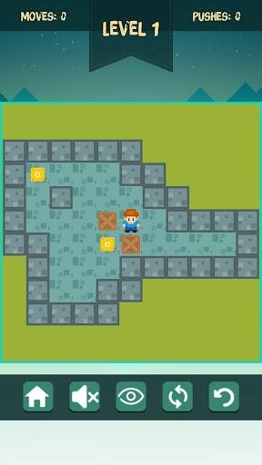 Sokoban: Warehouse keeper game 1.6 screenshots 2