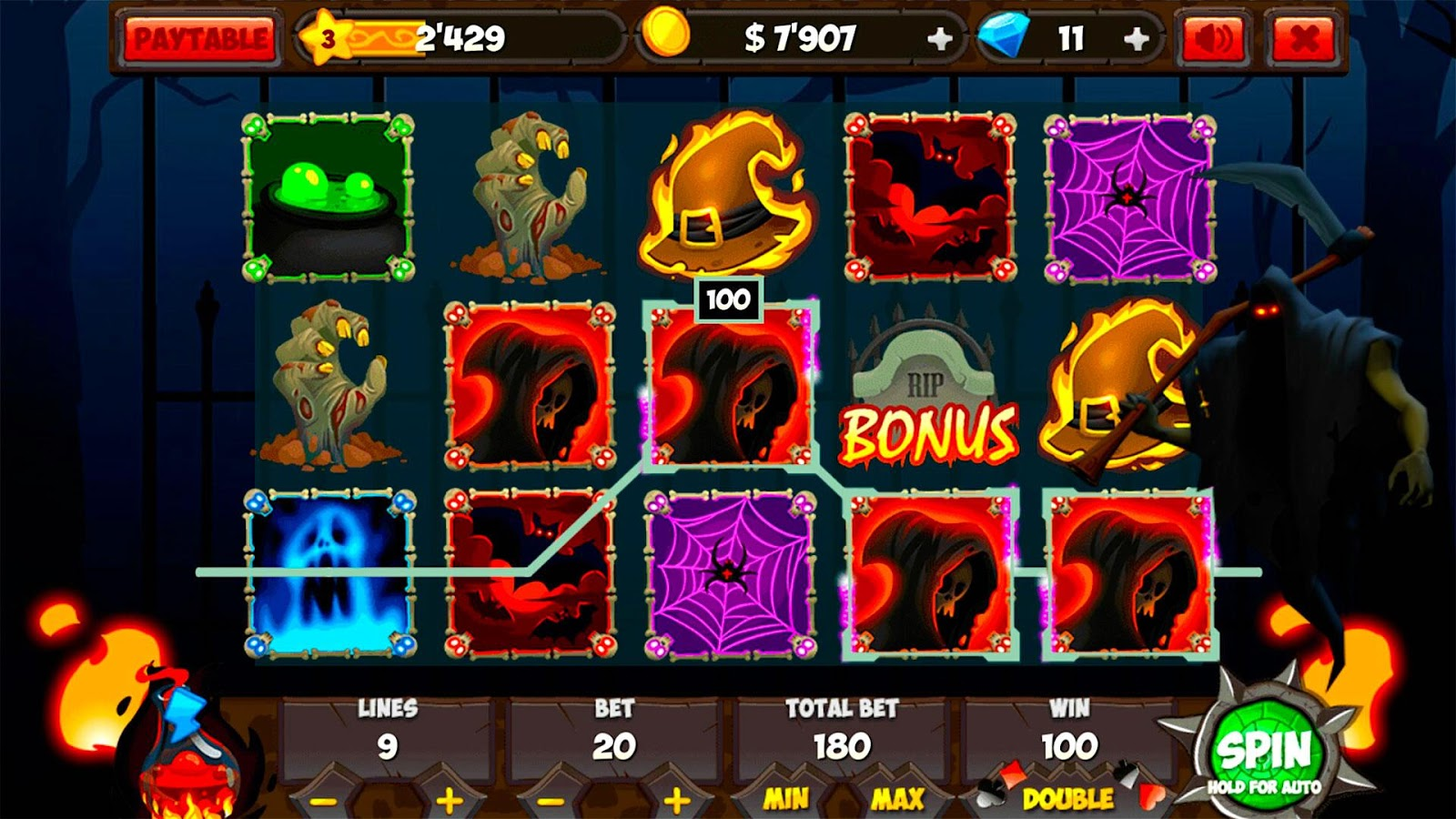slots halloween gratis - plug into expansion slots on the motherboard