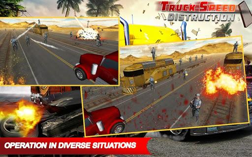 玩動作App|低速载货汽车销毁免費|APP試玩