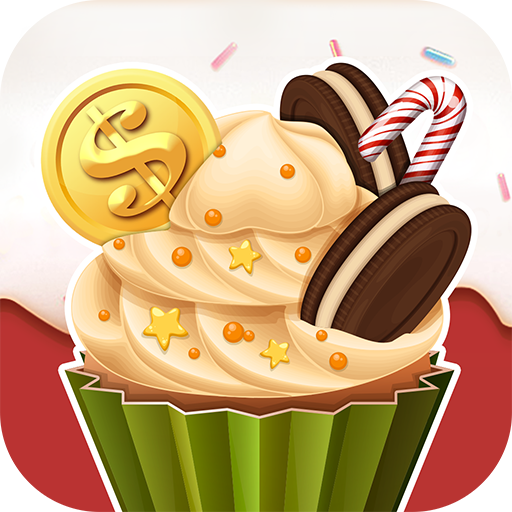 Candy Money - Feel Sweet & Win Big Prize Icon