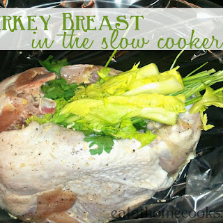 Turkey Breast in the Slow Cooker