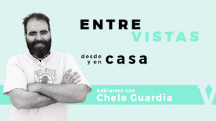 EntreVista en IG con Chele Guardia.