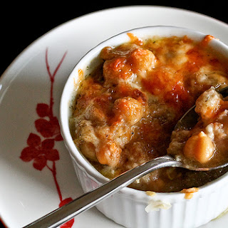 Chickpea & Bread Soup
