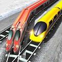 Euro Train Driving PVP 2019 icon