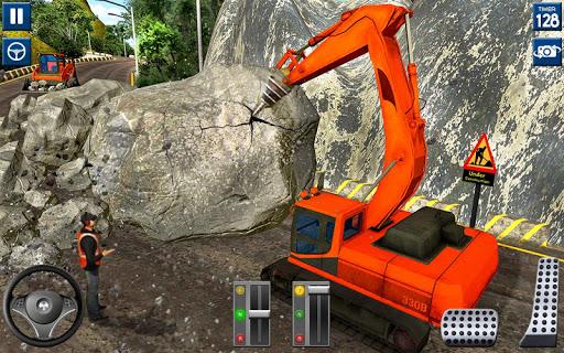 Heavy Excavator Simulator 2020: 3D Excavator Games screenshots 15