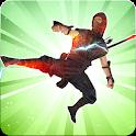 Ninja Warrior Crime City Sim icon