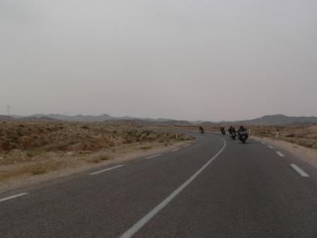 Photo: ...Richtung Sahara (Urheberrecht R. Mayer)