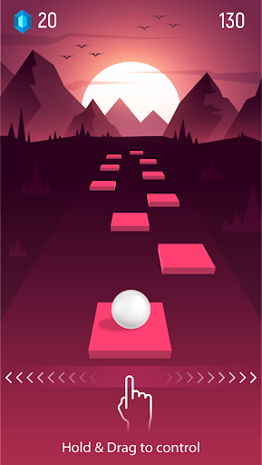 Beat Hopper: Dancing Piano Ball on Music Tiles 3 1.15 screenshots 9