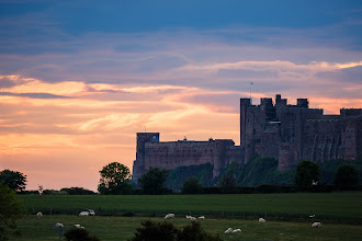 Photo: Bamburgh Castle Sunset  #fortressesfriday by +Benjamin Dahlhoff #sunsetsaturday by +Dennis Hoffbuhr #saturdaynightlight by +Dirk Heindoerfer, +SaturdayNightLight #ruralsaturday  by +Mario Cerroni, +#RuralSaturday
