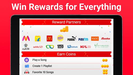 Gaana Music Hindi Tamil Telugu Songs Free MP3 App screenshot 19