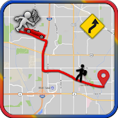 GPS Personal Route Tracking : Trip Navigation