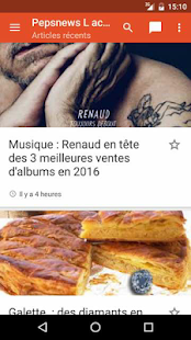 Pepsnews L'actu Positive- screenshot thumbnail