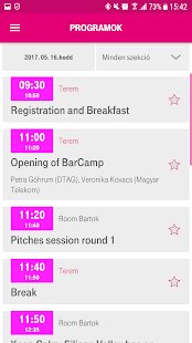 Download DT Barcamp meets YAM-Hackathon For PC Windows and Mac apk screenshot 2