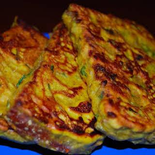 Savory Eggless French Toast.