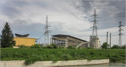 Photo: Vedere de pe malul Raului Aries, zona industriala - 2018.05.10
