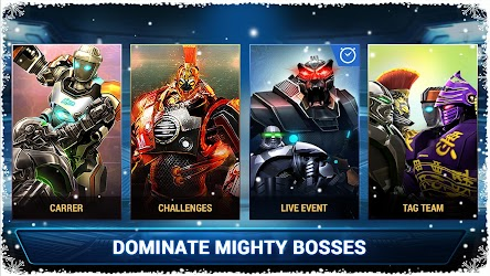 Real Steel Boxing Champions MOD Apk 1.0.448 5