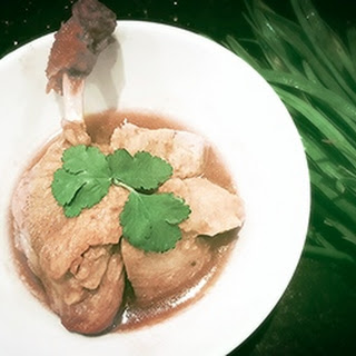 Duck and Yam Stew