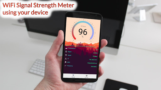 WiFi Signal Strength Meter 1.3.5 screenshots 1