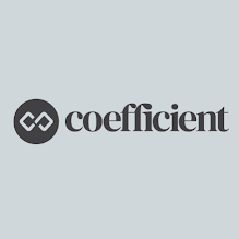 Coefficient logo zip file