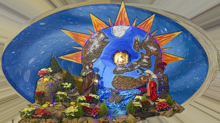 Gesù sole di giustizia illumina il cuore del mondo di lugiube