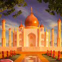 taj mahal wallpaper icon