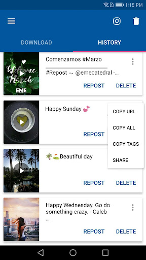 Video Downloader - for Instagram Repost App 1.1.49 screenshots 4