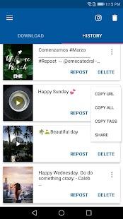 Video Downloader for Instagram - náhled