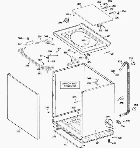 washing machine wiring diagram apk download