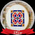 Cross Stitch Pattern Designs icon