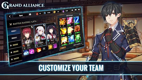 Grand Alliance MOD (Auto Win) 4