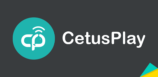 CetusPlay - TV Remote Server Receiver on Windows PC Download Free