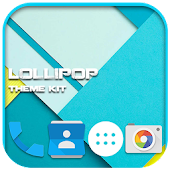 Lollipop Theme Kit