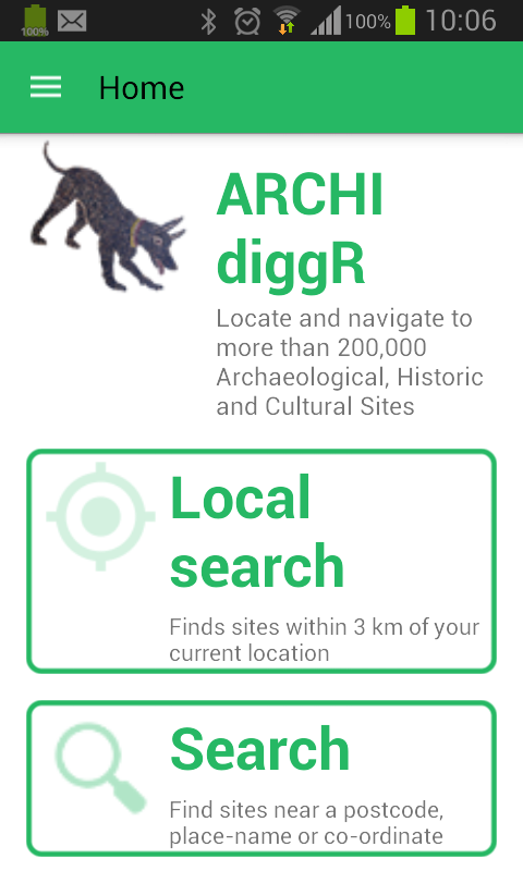 ARCHI Discover Archaeology- screenshot