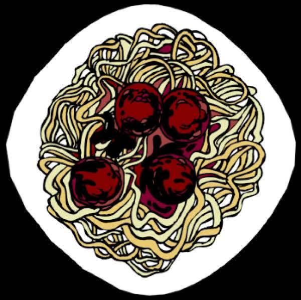 Spaghetti With Kielbasa Sausage Recipe