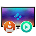 TVlc - Web Audio Player & Vlc/Kodi TV Remote icon