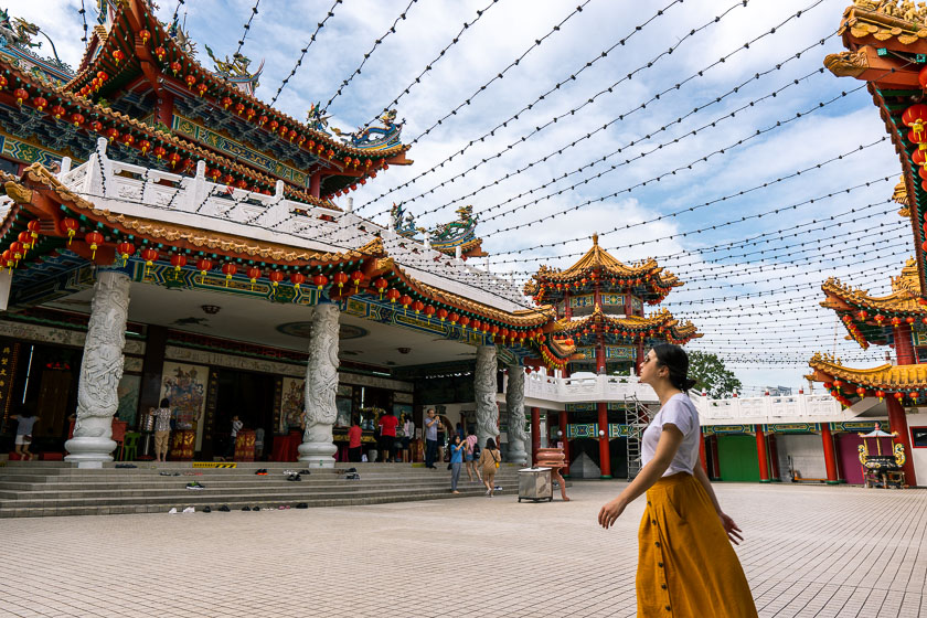 Thean Hou Temple in KL.