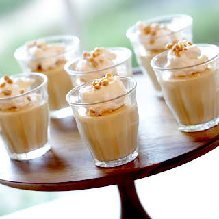 Salted Caramel Puddings.