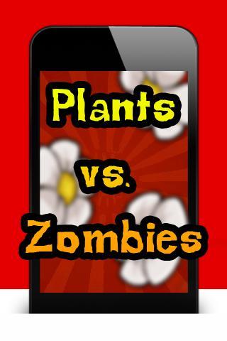 Guide Plants vs. Zombies Free