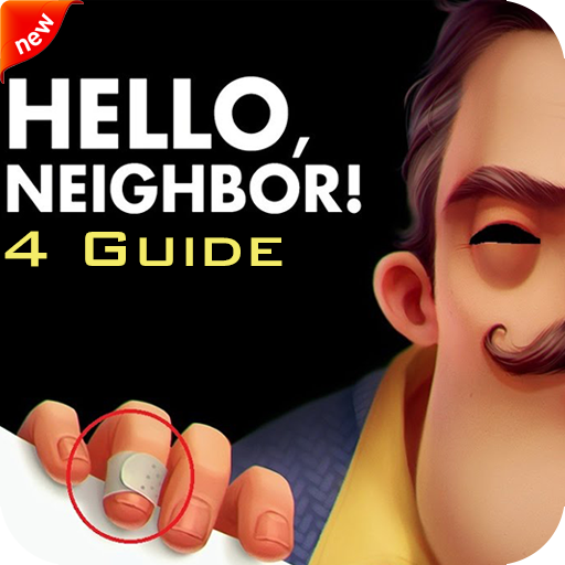 Guide Hello Neighbor alpha 4