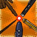 Color Pointer Laser Prank icon