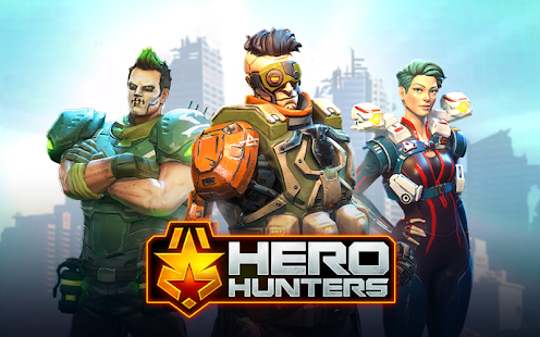 Hero Hunters Screenshot