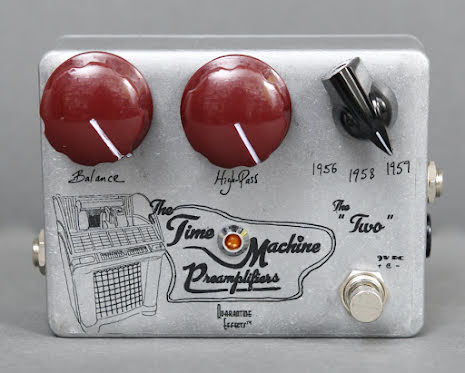 Quarantine Effects The Two Time Machine Preamplifier