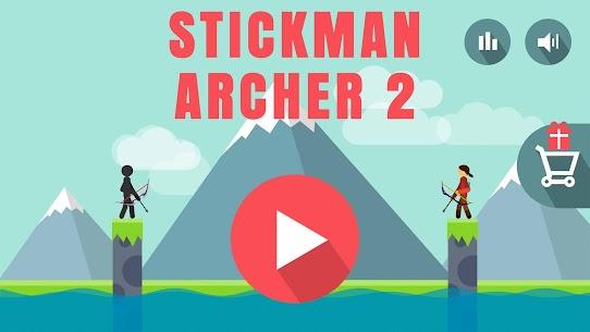 Stickman Archer 2 2.1 MOD (Unlimited Money) 7
